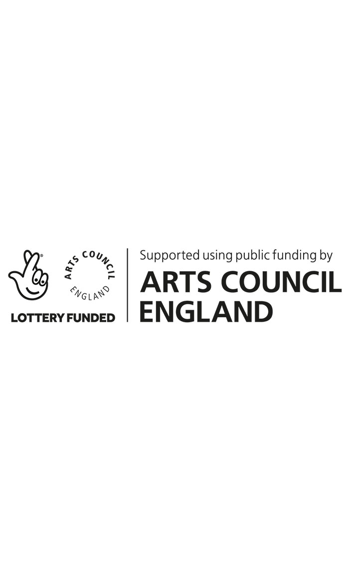 Arts Council Funding!